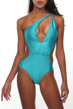 EMERALD 3WAY BASIC MONOKINI