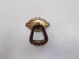 Ring- Griff antik, massiv,