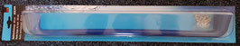 Handtuchhalter, Badetuchstange 60cm, Blau, Plastik,