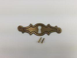 Schlüsselschild, antik, 13005