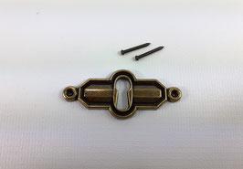 Schlüsselschild, Antik, 13012