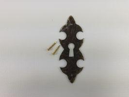 Schlüsselschild, Antik, 13011