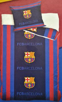 Jugend- und Kinderbettwäsche FC Barcelona