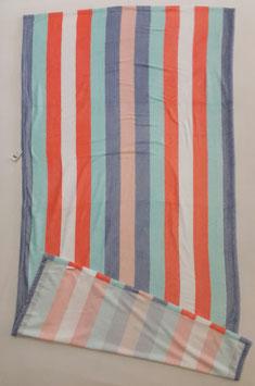 Strandtuch gestreift 100 x 200 cm TOP ANGEBOT