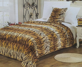 Fleece Decke Tiger