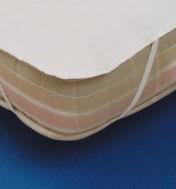 Molton Matratzenauflage