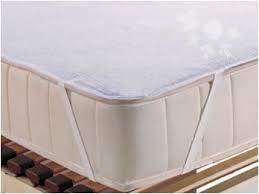 Wasserdichte Matratzenauflage für Kinderbetten 70 x 140