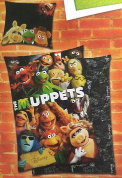 Jugend- und Kinderbettwäsche THE MUPPETS