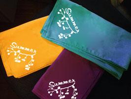 dogprints bandana tree&name