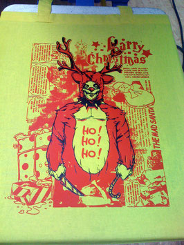 """LarryXmas-the mad santa"""