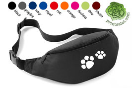 dogprints beltbag doublepaw