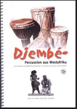"Buch: ""Djembé - Percussion aus Westafrika"""