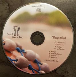 "Mp3(download): Silvie & Hand to Hand: ""Strandgut"""