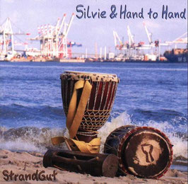 "CD: Silvie & Hand to Hand: ""Strandgut"""