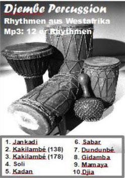 MP3 (download): Groove- und Playalong, 12er Rhythmen