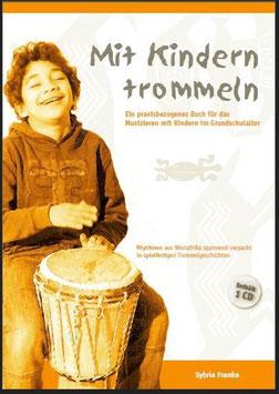 Buch: Mit Kindern trommeln