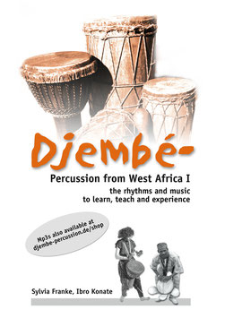 """Ebook I and II (download): """"Djembé - Percussion from Westafrica"""""""
