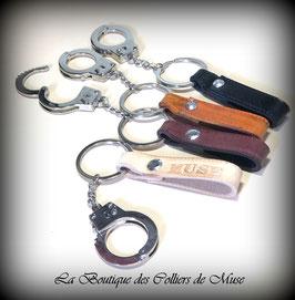 Porte clés Menotte