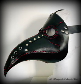 Masque de médecin de la peste