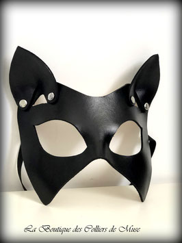 Demi masque de chat