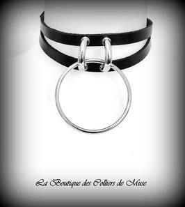 collier de soumise pour femme