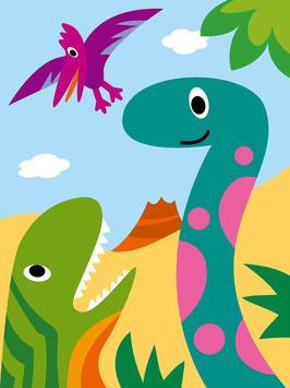 20×15-恐竜