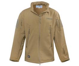 Softshell Jacke TAC Style ideal für Jäger & Angler VIELE TASCHEN