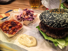 Gentleman´s Black Label Burger