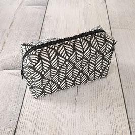 Taschenapotheke Muster schwarz/weiss