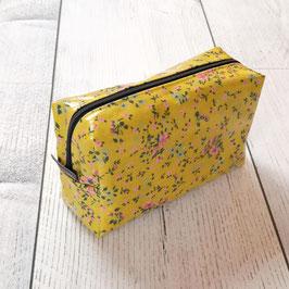 Taschenapotheke Blüemli senfgelb