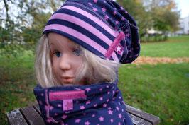 "Beanie ""Pink Model-Star"""