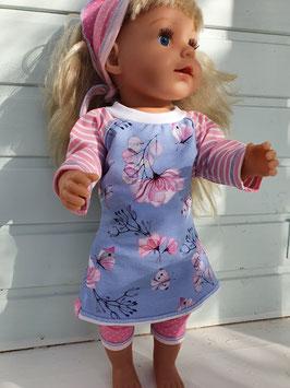 """Puppenkleid """"Magnolia"""" 43cm"""
