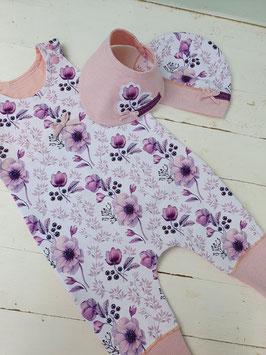 "Jumper/Bodysuit ""Anemone"" - Style Rosé Swan"