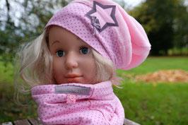 """Beanie """"Rose Star 4"""""""