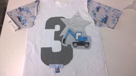 "Geburtstags-Shirt ""RoWork"""