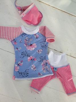 """Kopftuch passend zum Puppenkleid """"Magnolia""""Kopftuch"""