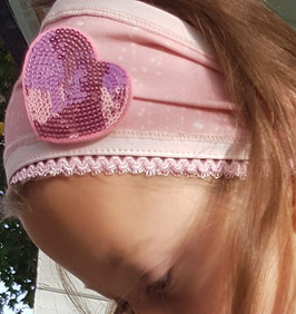 "Haarband ""Sweet Heart"""
