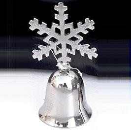 Hazenkamp Glocke Schneeflocke