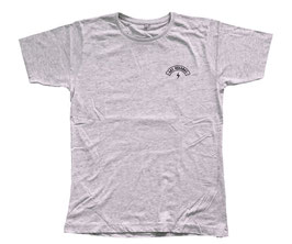 Riding With Seitan – Men's Light Grey