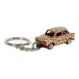 Schlüsselanhänger Trabant Giraffe