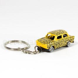 Schlüsselanhänger Trabant Leopard