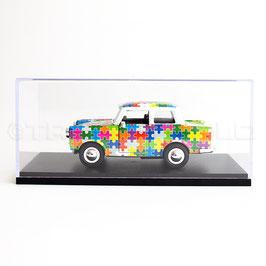 Schaubox mit Trabant Puzzle