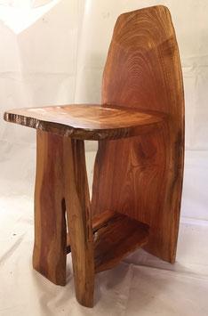 おしゃべり椅子(ケヤキ材・トチ材)