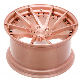 YP 3.2 Forged | Rose Gold/Black Hardware