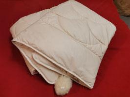 Cashmere Steppbett Medium 1200 g