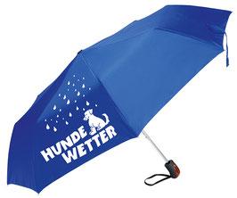 Regenschirm Hundewetter