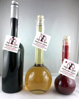 Orangen Aperitif-Essig mit Champagner 6 % Säure