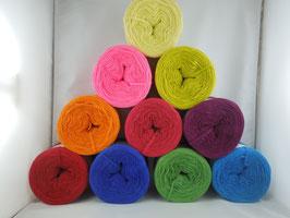 Uni Bobbels Standard Farben