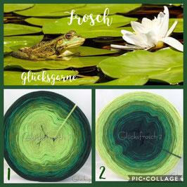 Frosch  1 oder 2