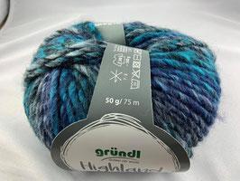 Gründl Highland Farbe 05 blau / grau